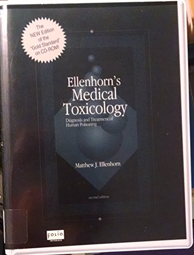 9780683300901: Ellenhorn's Medical Toxicology: Diagnosis and Treatment of Human Poisoning