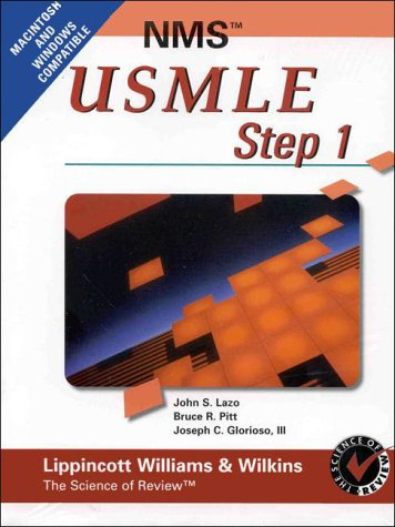 9780683300956: NMS Review for USMLE Step 1 CD-ROM, Version 2.0 (National Medical Series for Independent Study)