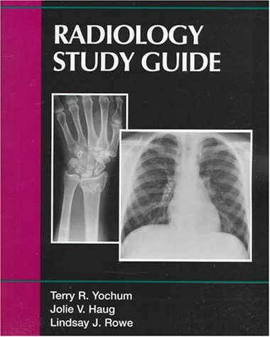 9780683301397: Radiology Study Guide