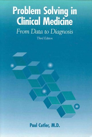 9780683301670: Problem Solving in Clinical Medicine: From Data to Diagnosis