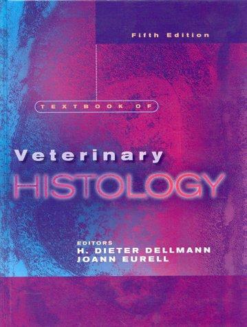 9780683301687: Textbook of Veterinary Histology