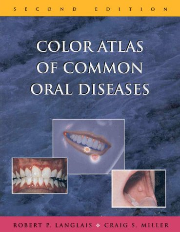 9780683301731: Color Atlas of Common Oral Diseases