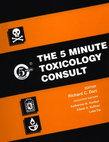 9780683302028: The 5 Minute Toxicology Consult