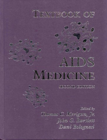 9780683302165: Textbook of AIDS Medicine