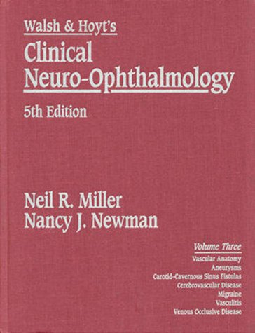 9780683302325: Walsh and Hoyt's Clinical Neuro-Ophthalmology