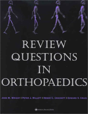 9780683302431: Review Questions in Orthopaedics