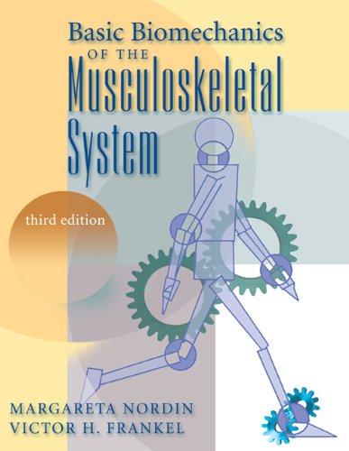 9780683302479: Basic Biomechanics of the Musculoskeletal System