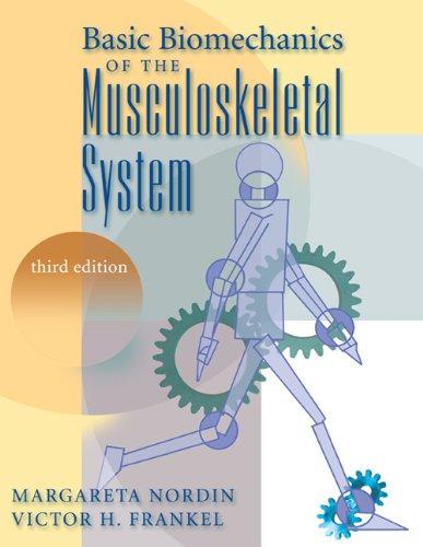 9780683302479: Basic Biomechanics of the Musculoskeletal System