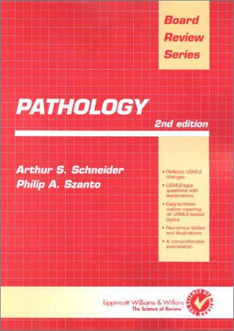 9780683302653: Pathology (Board Review Series)