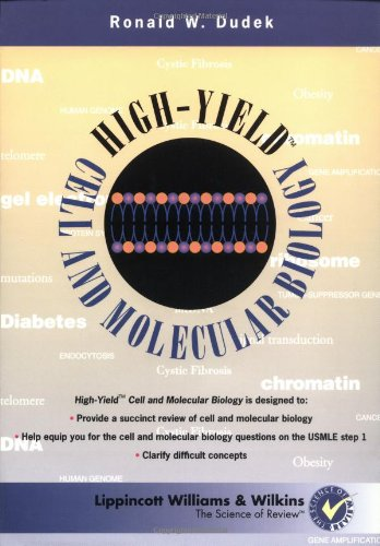 9780683303599: High-Yield Cell and Molecular Biology