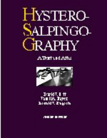 9780683303780: Hysterosalpingography: A Text and Atlas