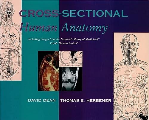9780683303858: Cross-Sectional Human Anatomy