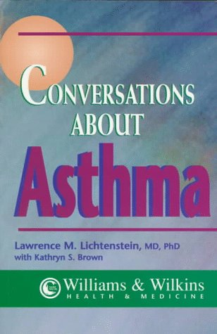 9780683304343: Conversations About Asthma