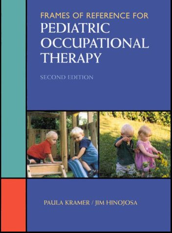 9780683304893: Frames of Reference for Pediatric Occupational Therapy