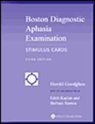 9780683305593: Assessment of Aphasia and Related Disorders