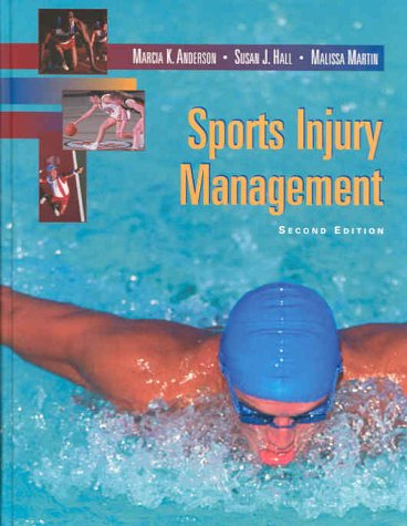 Sports Injury Management: Marcia Anderson, Susan