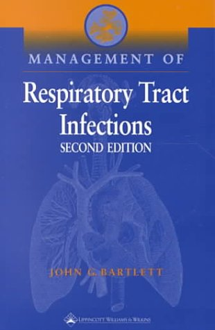 9780683306330: Management of Respiratory Tract Infections