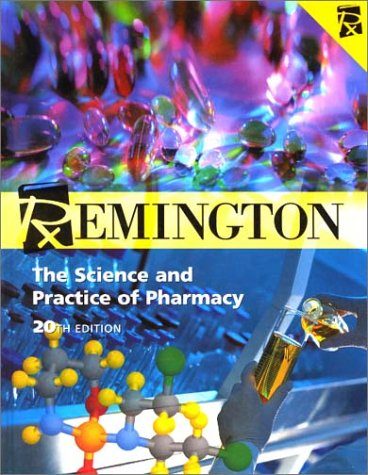 9780683306477: Remington: The Science and Practice of Pharmacy
