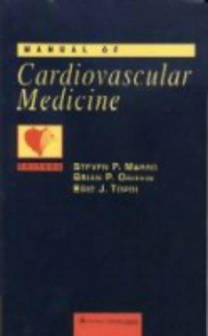 9780683306859: Manual of Cardiovascular Medicine
