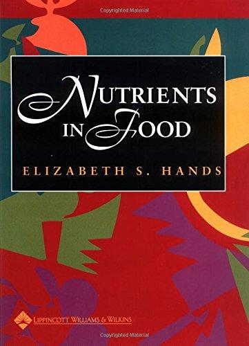 9780683307054: Nutrients in Food