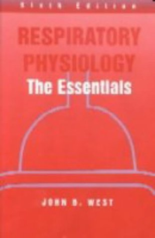 9780683307344: Respiratory Physiology: The Essentials