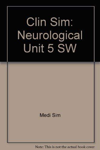 AACN Neurological System V3.0 Unit 5: Brain Tumor [AACN / Medi-Sim Computer Assisted ...