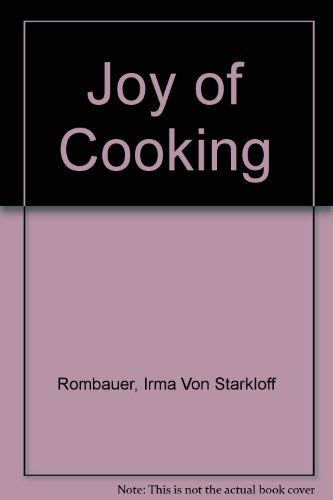 Joy of Cooking/Joy of Cooking Free Holiday: Rombauer, Irma S.,