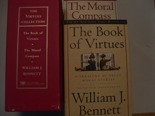 The Virtues Collection (2 Volume Set) (0684004577) by William J. Bennett