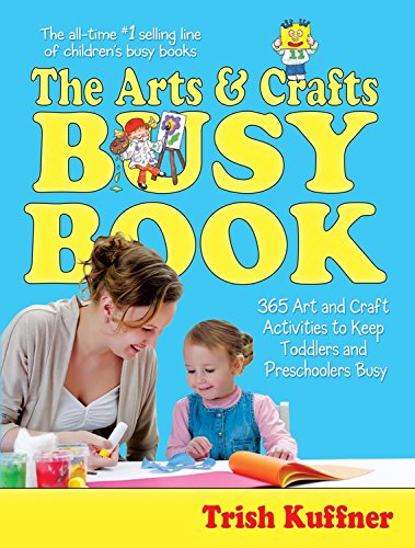 9780684018720: Arts & Crafts Busy Book : 365 Activities