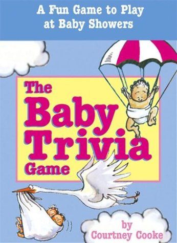 9780684019154: The Baby Trivia : A Fun Game to Play at Baby Showers