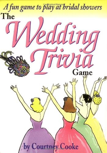 9780684019161: Wedding Trivia : A Fun Game to Play at Bridal Showers