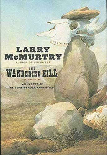 9780684019741: The Wandering Hill Mixed Display