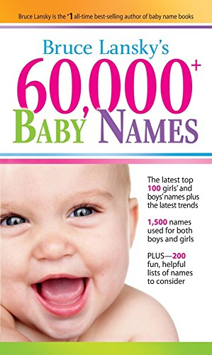 9780684047027: 60,000+ Baby Names
