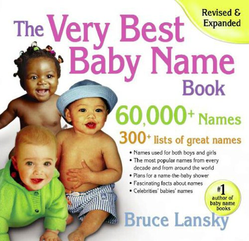 9780684047034: The Very Best Baby Name Book: 60,000+ Names