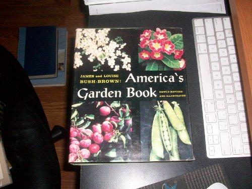 9780684100531: America's Garden Book