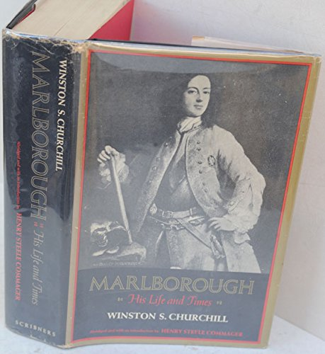 Marlborough; his life and times: Churchill, Winston Leonard
