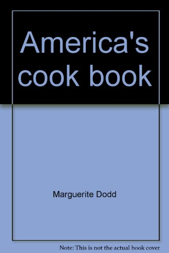 America's cook book: Dodd, Marguerite