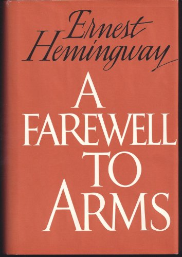 religion and war in a farewell to arms by ernest hemingway A farewell to arms: the war serves as a catalyst to their relationship not only creating the circumstances that bring them a farewell to arms hemingway ernest.
