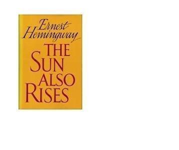 9780684102504: The Sun Also Rises