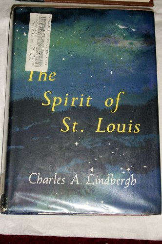 9780684103624: The Spirit of St. Louis