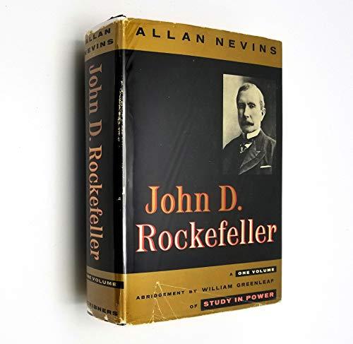 9780684104225: John D. Rockefeller