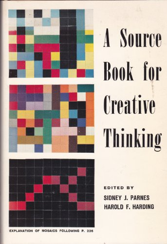 9780684104485: A Source Book for Creative Thinking