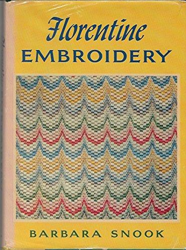 9780684105604: Florentine Embroidery