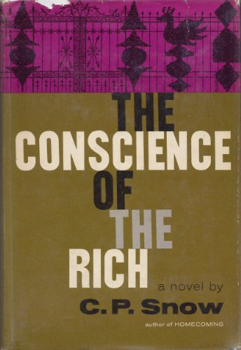 9780684105628: Conscience of the Rich