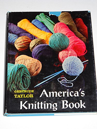9780684105970: America's Knitting Book
