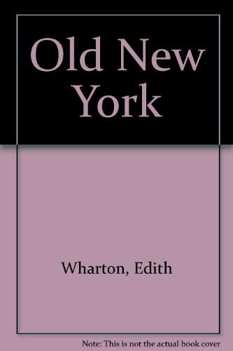 9780684106403: Old New York