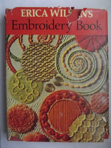 9780684106557: Erica Wilson's Embroidery Book