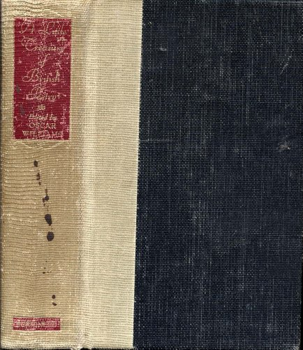 A Little Treasury of British Poetry: The Chief Poets from 1500 to 1950.: Williams, Oscar, Ed.