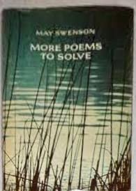 9780684123257: More Poems to Solve.