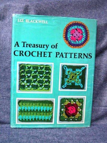 9780684123318: A treasury of crochet patterns